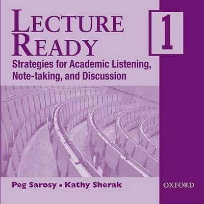 Lecture Ready 1: Audio CDs