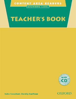 Content Area Readers: Teacher's Book with CD