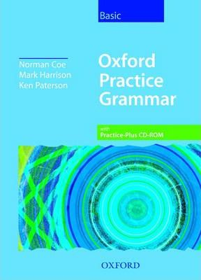 Oxford Practice Grammar: Without Key and CD-ROM Pack Basic level