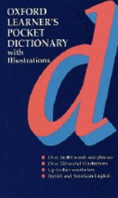 Oxford Learner's Pocket Dictionary: With Illustrations