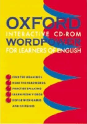 The Oxford Interactive Wordpower Dictionary: Windows (Single User Licence)