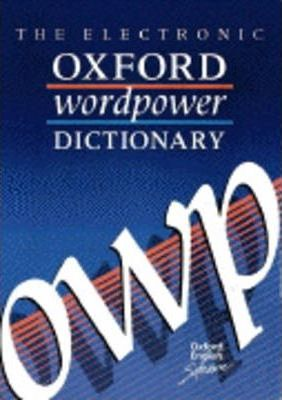 The Electronic Oxford Wordpower Dictionary: Windows Site Licence (2-10 Users)
