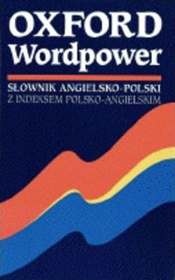 Oxford Wordpower Dictionary for Polish Learners