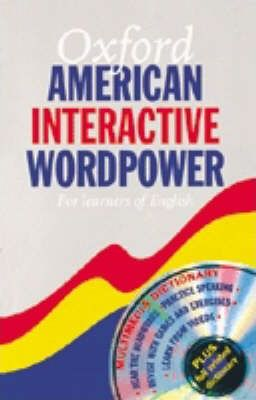 Oxford Interactive American Wordpower: Windows (Single User Licence)