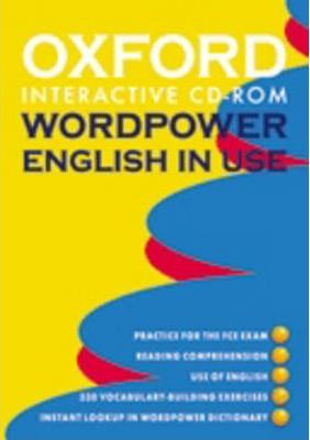 Oxford Interactive Wordpower English in Use