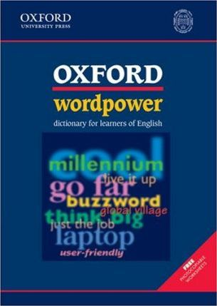 Oxford Wordpower Dictionary Millennium Edition: Worksheets