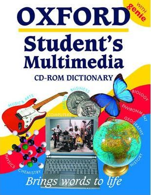 Oxford Student's Multimedia Dictionary: Single User Licence