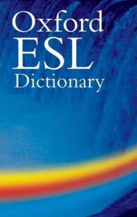 Oxford ESL Dictionary: Dictionary and Workbook Pack