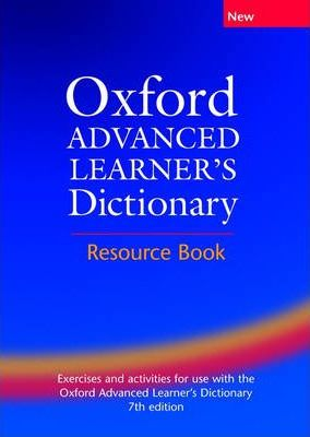 Oxford Advanced Learner's Dictionary: Teacher's Resource Book