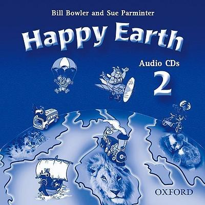 Happy Earth 2: Audio CDs (2)