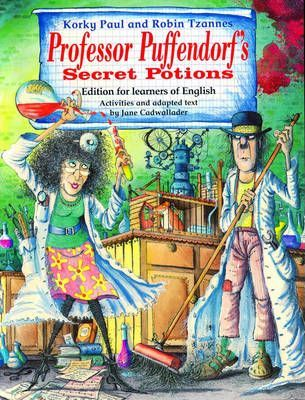Professor Puffendorf's Secret Potions Storybook: Activities and Adapted Text