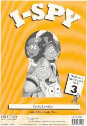 I-Spy: 3: Flashcard and Poster Pack