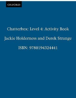 Chatterbox: Chatterbox: Level 4: Activity Book Activity Book Level 4