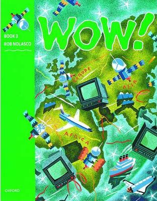 WOW!: Student's Book Level 3