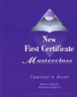 New First Certificate Masterclass: Teacher's Book
