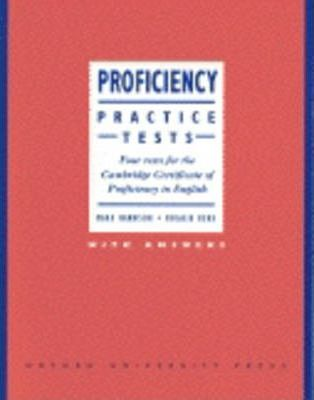 Proficiency Practice Tests: with Key