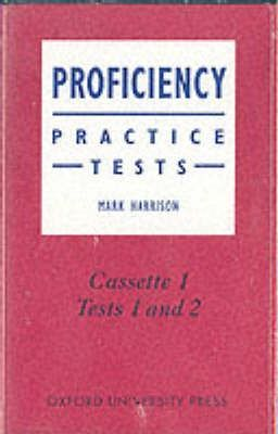 Proficiency Practice Tests