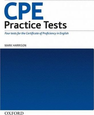 CPE Practice Tests: Practice Tests without Key