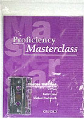 Proficiency Masterclass: CPE Workbook and Cassette Pack (With Key)