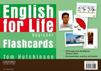 English for Life Beginners: iTools Flashcards