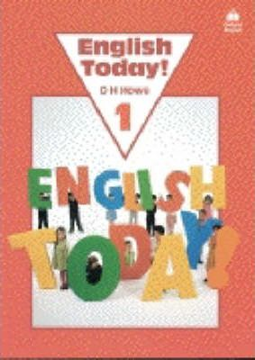 English Today!: Pupil's Book Level 1