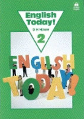English Today!: Pupil's Book Level 2