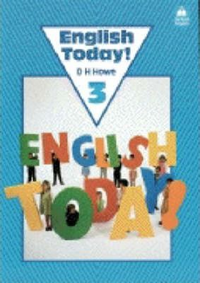 English Today!: Pupil's Book Level 3