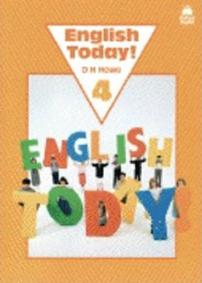 English Today!: Pupil's Book Level 4