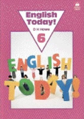 English Today!: Pupil's Book Level 6