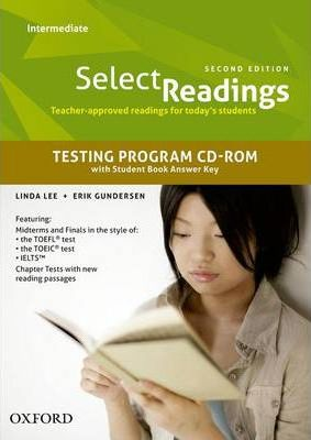 Select Readings: Intermediate: Testing Program