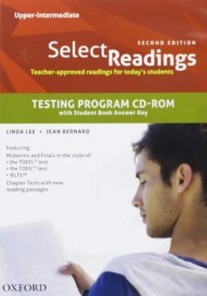 Select Readings: Upper Intermediate: Testing Program CD-ROM