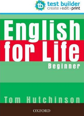 English for Life: Beginner: Test Builder DVD-ROM