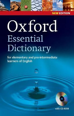 Oxford Essential Dictionary, New Edition with CD-ROM