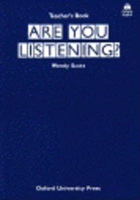 Are You Listening?: Tchrs'