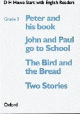 "Start with English Readers: All Stories Except ""Tonk and His Friends"" Grade 2"