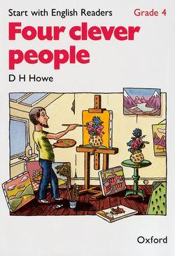 Start with English Readers: Grade 4: Four Clever People