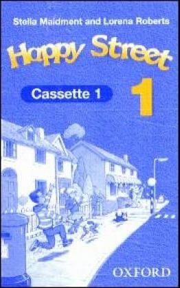 Happy Street: Cassettes Level 1