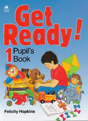 Get Ready!: 1: Pupil's Book