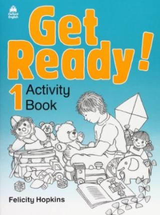 Get Ready!: 1: Activity Book