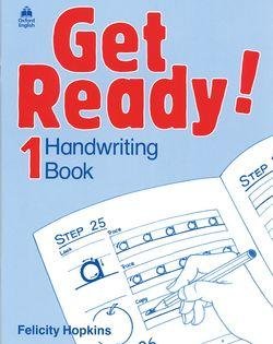 Get Ready!: 1: Handwriting Book