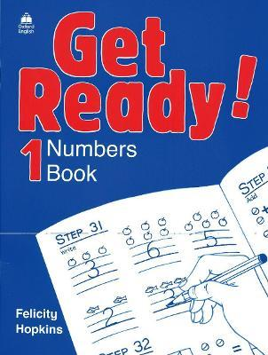 Get Ready!: 1: Numbers Book
