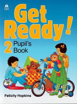Get Ready!: 2: Pupil's Book