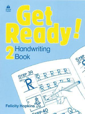 Get Ready!: 2: Handwriting Book