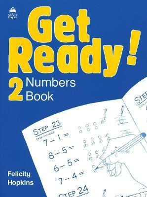 Get Ready!: 2: Numbers Book