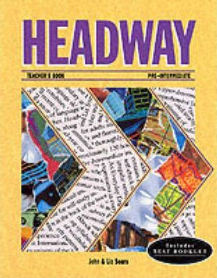 Headway: Teacher's Book (including Tests) Pre-intermediate level