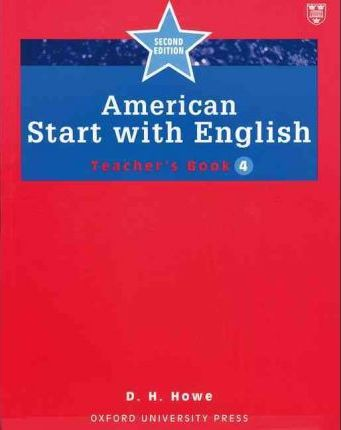 American Start with English: Teacher's Book Level 4