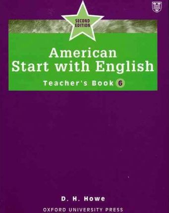 American Start with English: Teacher's Book Level 6