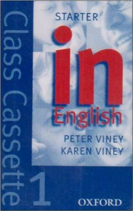 In English: Class Cassettes Starter level
