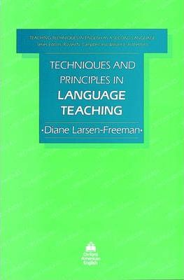 Techniques and Principles in Teaching English