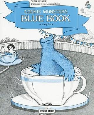 Open Sesame: Cookie Monster's Blue Book Stage C